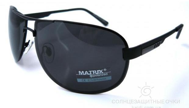 Очки Matrix Polarized 08377 black