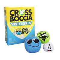 Немецкий петанк Crossboccia Heroes Blue Fun