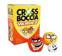 Немецкий петанк Crossboccia Heroes Red Fun