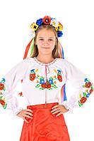 Детский костюм Вышиванка «Колоски»