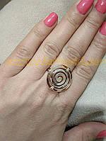 Женское кольцо из золота 585 пробы