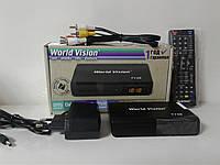Ресивер цифрового телевидения World Vision T126