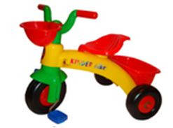 Велосипед 3-х колесный 10-001 «Киндер Байк», Kinder Way