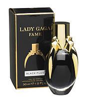 Женская парфюмированная вода Lady Gaga Fame Black Fluid - загадочный, пленительный тонкий аромат!