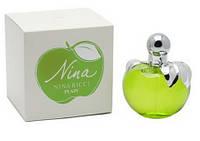 Nina Ricci Nina Plain (Нина Ричи Нина Плейн, Зеленое яблоко) описание ароматов духов