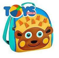 Детский рюкзак «Ежик-путешественник Уфик», OS3000224