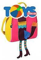 Детский рюкзак «Страусенок-путешественник Жужа», OS3000214