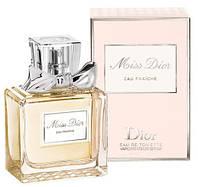 Женская туалетная вода Christian Dior Miss Dior Eau Fraiche - дорогой, спокойный аромат!