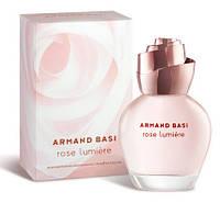 Женская туалетная вода Rose Lumiere Armand Basi (Роуз Люмьер Арманд Баси) - восхитительный аромат!