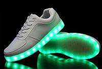 Лед (LED) кроссовки как изюминка стиля