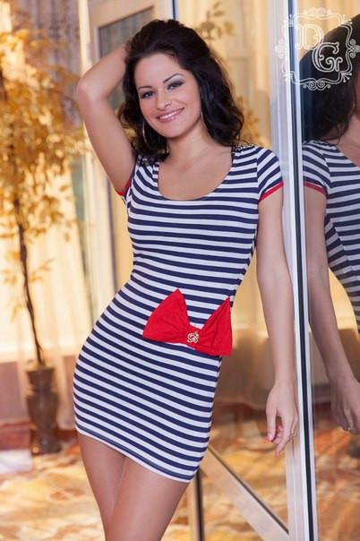 Платье Красный бант №17655, фото 1