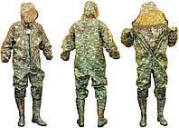 Комбинезон рыбацкий Беларусь камуфляж размер 41-47, материал ПВХ