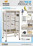 Ferplast Вольер для птиц Wilma деревянный 83*67*158,5 см, фото 8