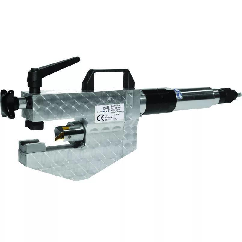 Машина для обработки торца труб 12,5-63,5  мм MF3-25