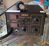 Термовоздушная паяльная станция YIHUA 852D+, компрессорная