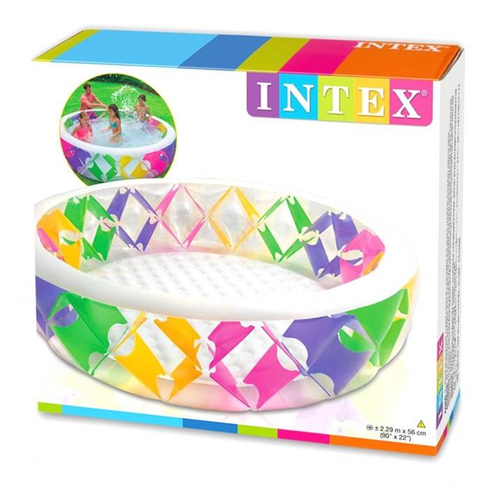 Детский бассейн Intex 56494, интекс 229х56 см