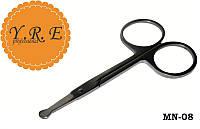 Ножницы маникюрные для ногтей YRE MN-08, маникюрные принадлежности