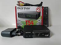 Ресивер Цифрового Телевидения World Vision T54