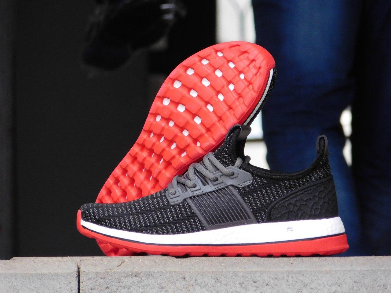 Кроссовки мужские летние Adidas,текстиль