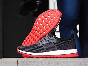 Кроссовки мужские летние Adidas,текстиль, фото 2