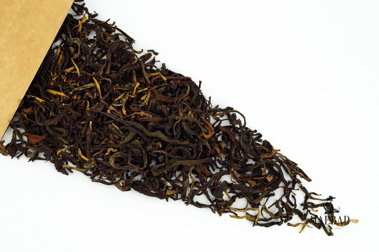 Лаосский красный чай