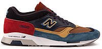 Мужские кроссовки New Balance M 1500 YP Made in England Multi (Нью Баланс) синие