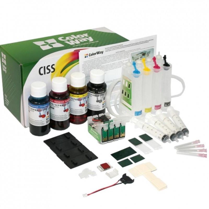 СНПЧ ColorWay XP313CC-0.0B Epson Expression Home XP33 / XP103 / XP203 / XP207 / XP303 / XP306 / ХР313 / XP406  - Модный Магазин в Хмельницком