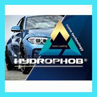 Гидрофобное покрытие автомобиля. Аквафобное покрытие стекла авто