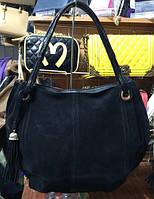 Женская замшевая сумка, интернет-магазин сумок
