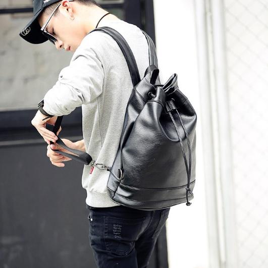 Мужская кожаная сумка. Модель 2226