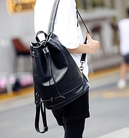 Мужская кожаная сумка. Модель 2226, фото 4