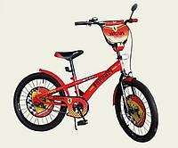 """Детский Велосипед """"Ferrari"""" , красный"""