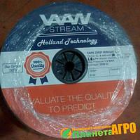 Капельная лента Vaan Stream (ВААН Стрим), 8 х 20, бухта 1000 м (1,6 л\ч)