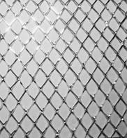 Сетка декоративная серебристая 10 х 50 см