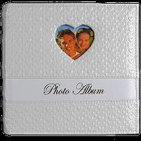 Свадебный фотоальбом на 200 фотографий с книжным переплетом
