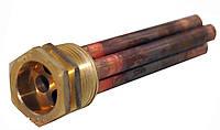 """060530  Трубка защитная (гильза) 3/4"""" для 4 датчиков на газовый котел Vaillant VK INT, VKC INT"""
