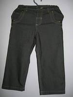 Брюки джинс хаки для мальчика