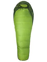 Спальный мешок Marmot Trestles 30 regular (23520) Green Lichen - Greenland (4430), Правая