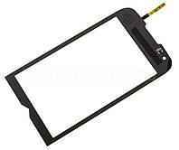 Touch screen Samsung I8000 чёрный