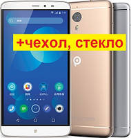 Смартфон PPTV King 7S Silver Gold 3D Helio X10 MTK6795 2.0GHz Octa Core 6.0, 3Gb/32Gb, 3610 мАч