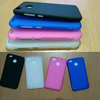 Накладка силиконовая для Xiaomi Redmi 4X