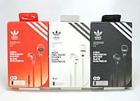 Вакуумные наушники с микрофоном Adidas TX2