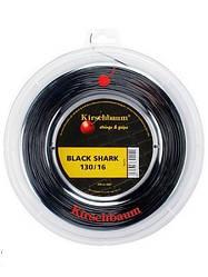 Теннисные струны Kirschbaum Black Shark 200m
