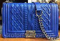 Женский клатч Chanel Шанель, модные сумки недорого, сезон лето 2014
