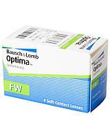 Контактные линзы Optima FW (4линзы в уп)