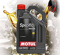 Моторное масло Motul Specific RBS0-2AE 0W-20 (5л)