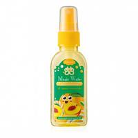 Детский ароматический спрей для тела с блестками «Волшебная вода», аромат «Абрикос»