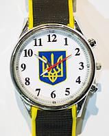 Наручные часы с гербом Украины