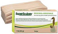 Полимерная глина Супер Скалпи «SUPER SCULPEY»,цвет телесный,имитация кожи, фото 1