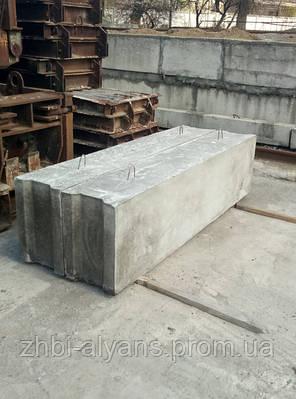 Собственное производство фундаментных блоков